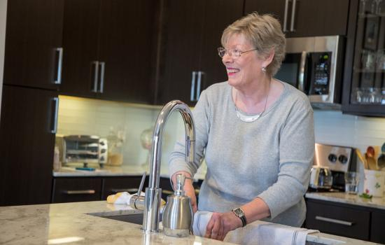 Overture Offers Luxury Living for 55+