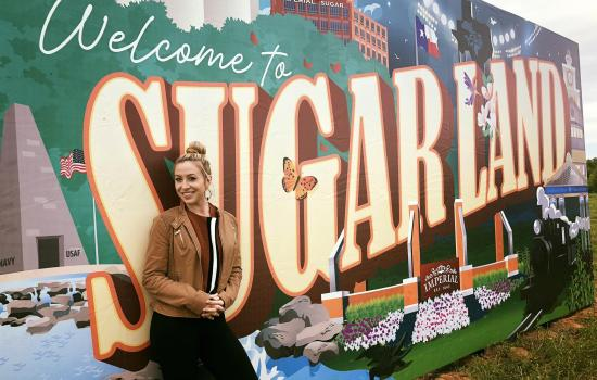 Happiness = Sugar Land