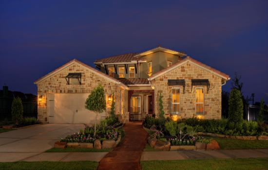Builders open model patio homes in Imperial Sugar Land